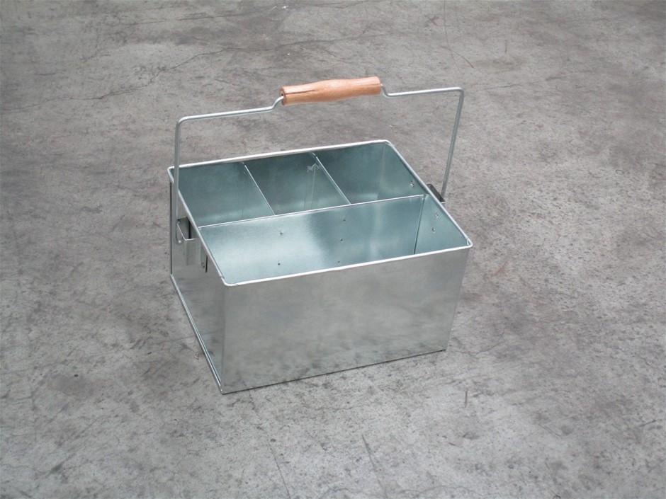 Pallet of Approx. 108 Metal Gardeners Tool Box