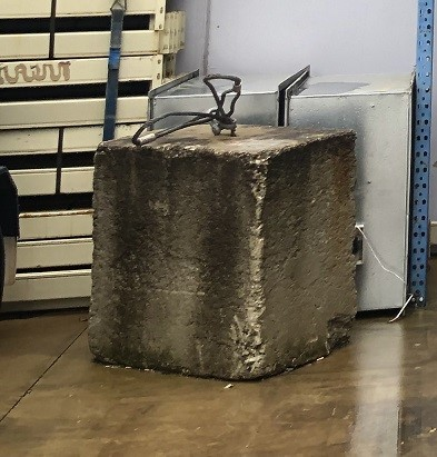 Concrete Counter Weight