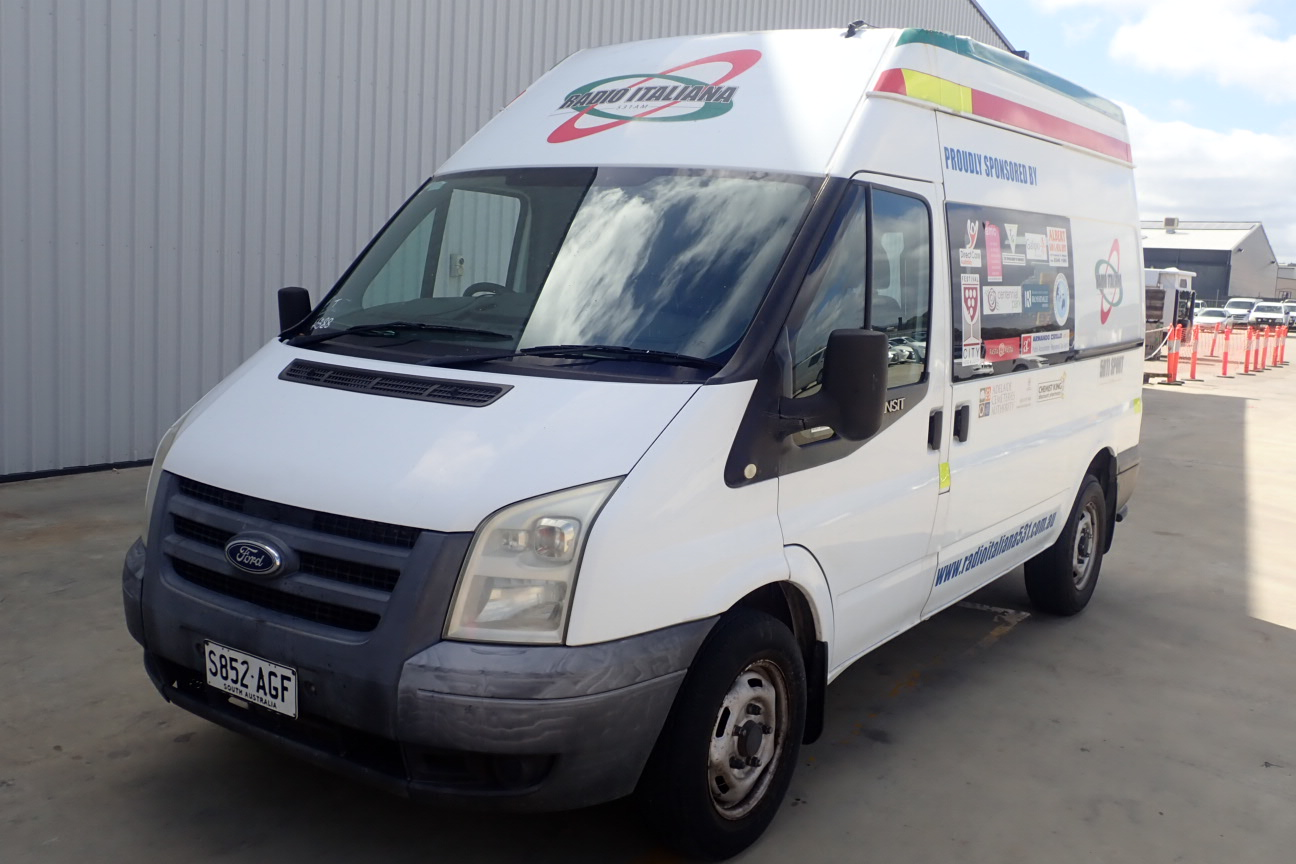 2007 Ford Transit MID (MWB) VM Turbo Diesel Manual Van