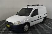 Holden Combo XC Manual Van