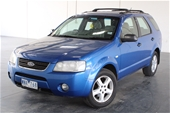 Unreserved 2007 Ford Territory TS (RWD) SY Automatic Wagon