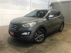 2013 Hyundai Santa Fe Active DM Turbo Di