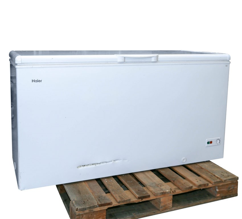 HAIER Chest Freezer 519L Capacity, Model HCF524W2 Dimension: Height 845mm x