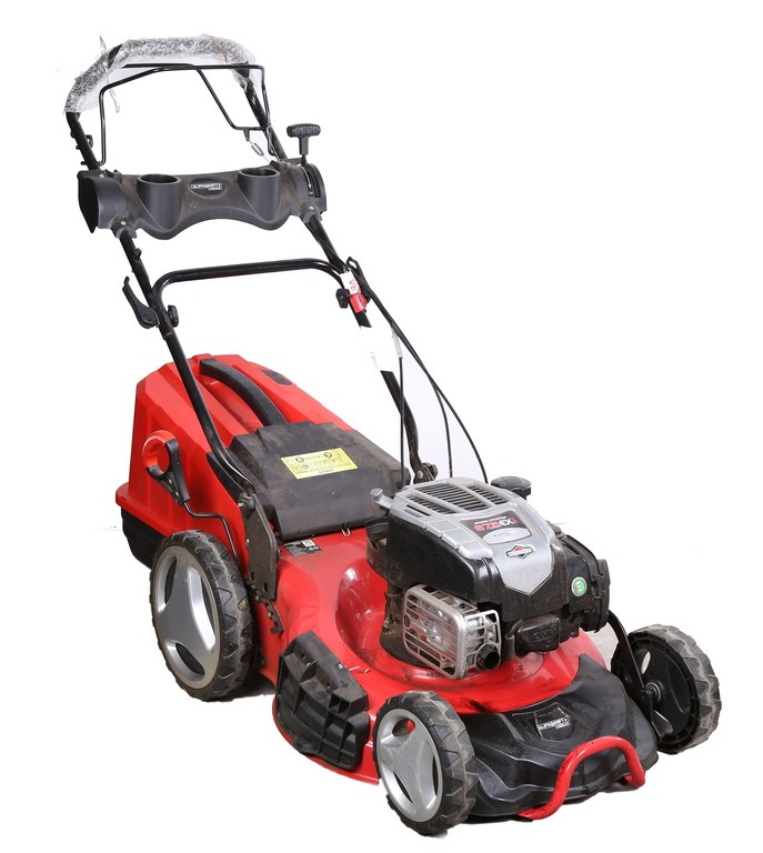 SUPERSWIFT Self Propelled Lawn Mower with BRIGGS & STRATTON 163cc Motor & G