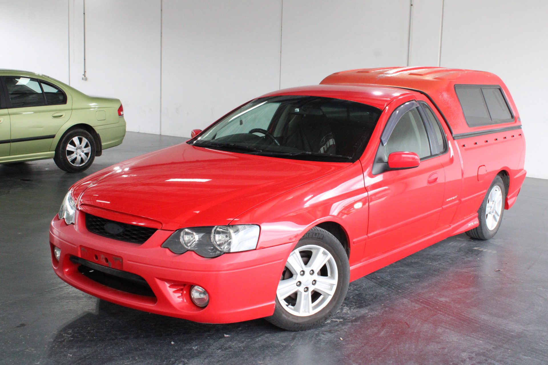 2006 Ford Falcon XR6 BF Automatic Ute (WOVR)