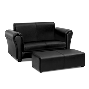 Artiss Kids Sofa Armchair Footstool Set
