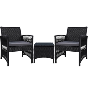 Gardeon Patio Furniture Outdoor Bistro S