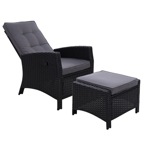 Gardeon Patio Furniture Recliner Chair S