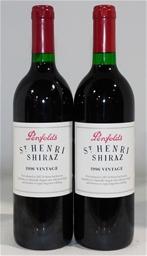Penfolds `St. Henri` Shiraz 1996 (2x 750mL), SA