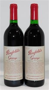 Penfolds `Bin 95` Grange Hermitage 1996
