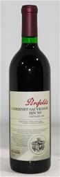 Penfolds `Bin 707` Cabernet Sauvignon 1993 (1x 750mL) SA.