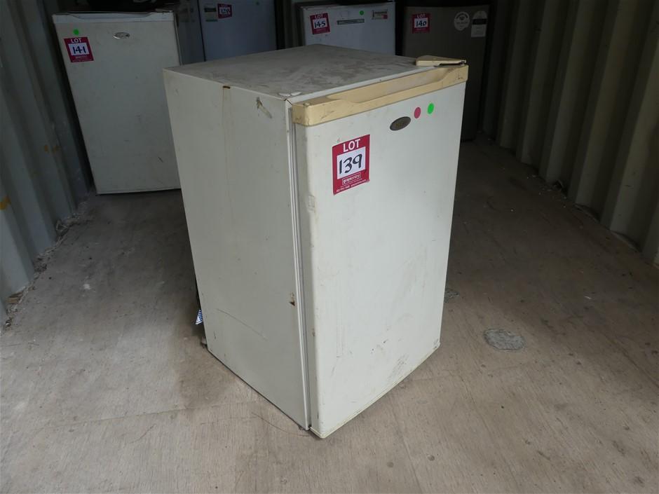 Haier HBF130 123L Refrigerator Make: Haier Model: HBF