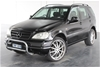 2000 Mercedes Benz ML 320 (4x4) W163 Automatic Wagon