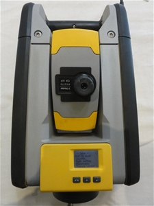 Trimble RTS 773 Robotic Total Station.