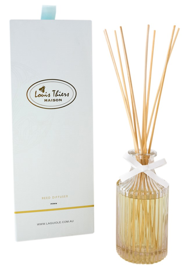 Laguiole by Louis Thiers Reed Diffuser - Jasmine