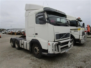 2007 Volvo FH16 6 x 4 Prime Mover Truck