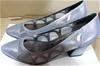 Taranto Avery Pewter Shoe, Size: 37