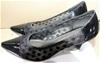 Taranto Abecket Black Shoe, size: 40
