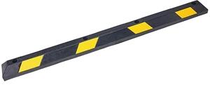 180cm Heavy Duty Rubber Curb Parking Whe