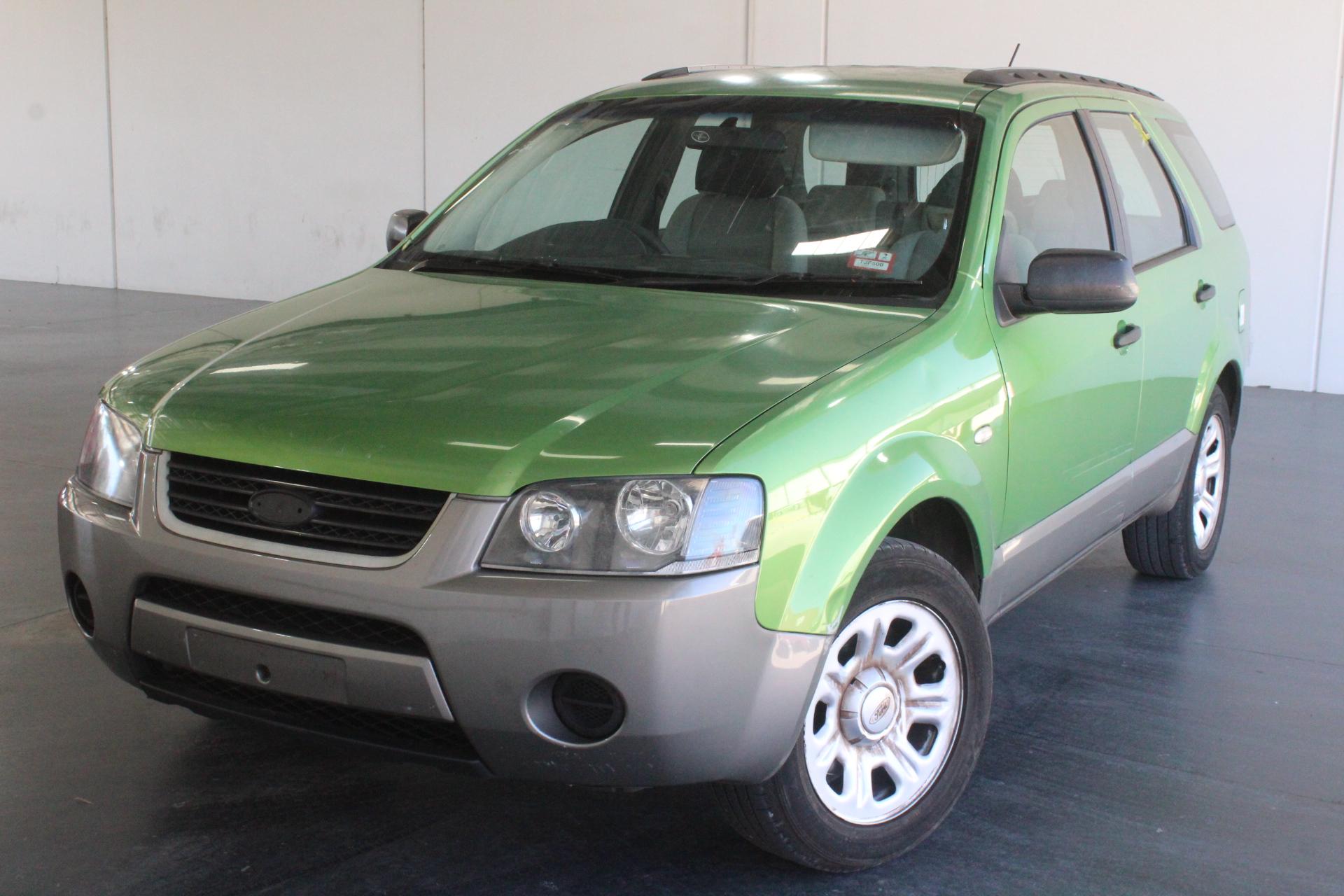 2005 Ford Territory TX (RWD) SX Automatic 7 Seats Wagon