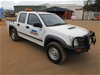 Holden Rodeo 4WD Manual - 5 Speed Dual Cab Ute