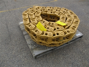 Chains to Suit Cat 953