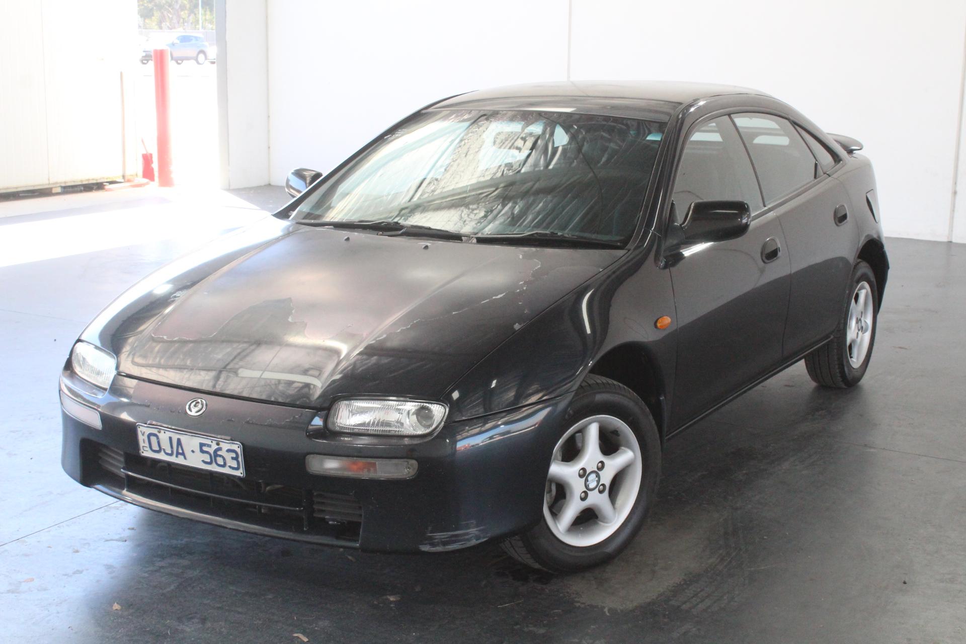 1994 Mazda 323 Astina BA Automatic Hatchback