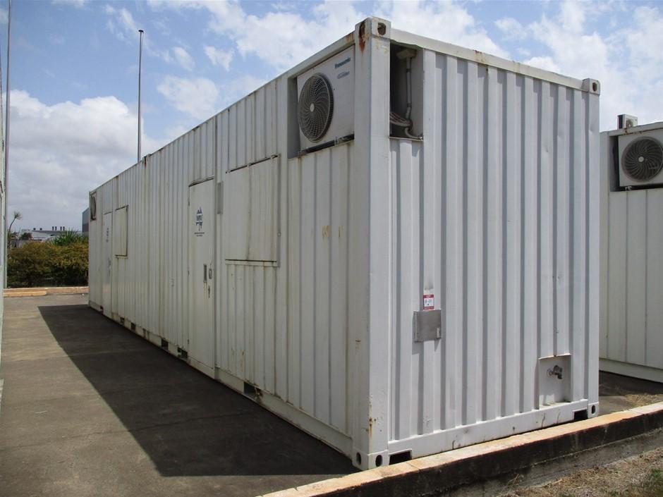 Transportable Office/Crib Room