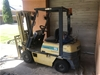 1995 Forklift Komatsu FG18T-15