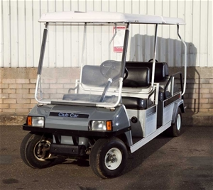 Golf Cart 2005 Club Car Model Transporter 6 Seater Battery