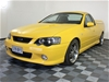 2005 Ford Falcon XR8 BA MKII Automatic Ute