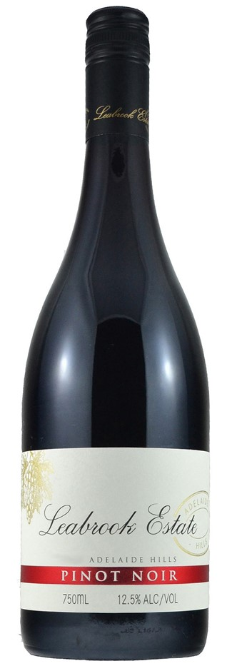 Leabrook Estate Pinot Noir 2016 (6 x 750mL) Adelaide Hills, SA