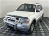 2002 Mitsubishi Pajero Exceed LWB (4x4) NP Automatic 7 Seats Wagon