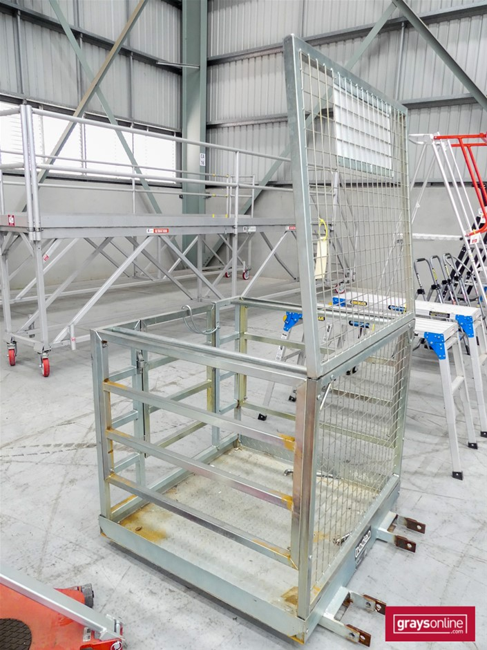 Troden Lifting Cage