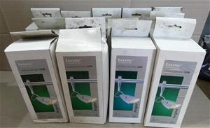 Box of 13 x Easytec Line voltage track l