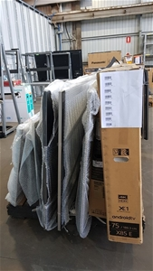 Pallet of Assorted Brand UNTESTED/USED T
