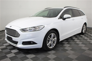 2015 Ford Mondeo Ambiente Turbo Diesel A