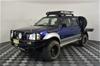 2003 Nissan Navara ST-R (4x4) D22 Turbo Diesel Manual Dual Cab