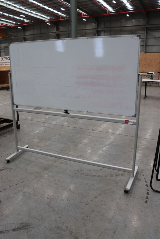 Mobile Whiteboard - Unbranded