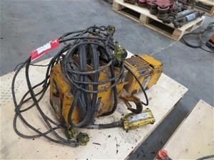 PWB Anchor Electric Chain Hoist