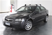 Unreserved 2008 Holden Commodore Lumina VE