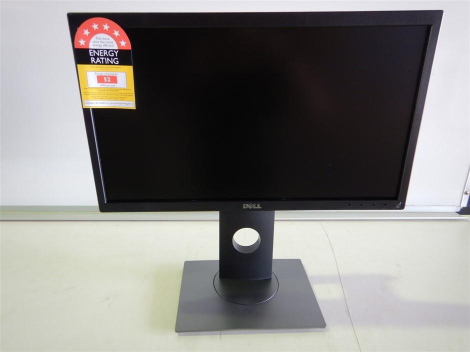 Dell P2017H Monitor