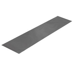 30x Gutter Guard Guards Aluminium Leaf M