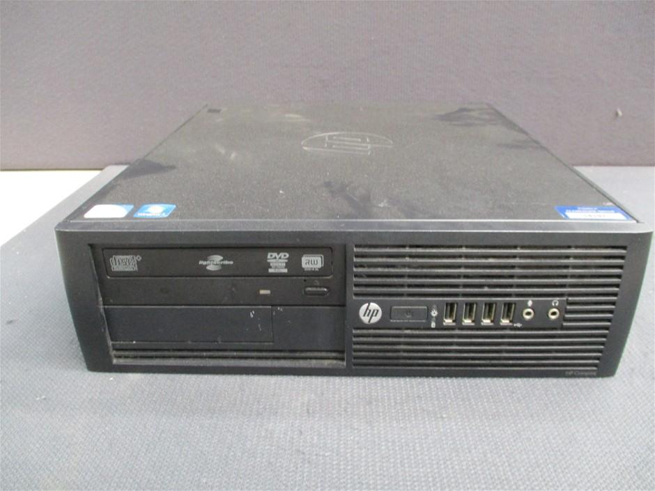 HP Compaq 4000 Pro SFF PC Small Form Factor (SFF) Desktop PC