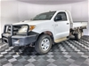 2008 Toyota Hilux SR (4x4) Turbo Diesel Cab Chassis