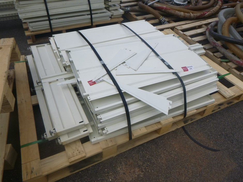 1 x Pallet of Shelving