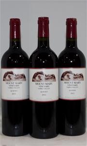 Mount Mary Quintet Cabernet Blend 2011 (