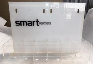 Large Acrylic Display - Holds 14 units