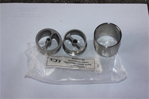 Qty 25 x 316 Satin Stainless Steel Joine