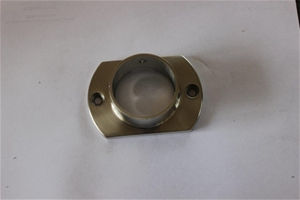 Qty 27 x 316 Satin Staimless Steel End B